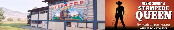 <span>Kamloops:</span> April 18 to May 4 2013